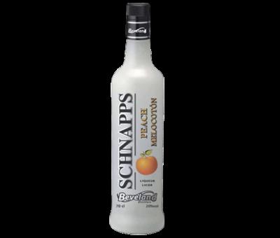 Schnapps Peach Melocoton